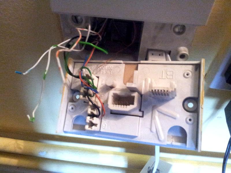 Wiring Bt Box