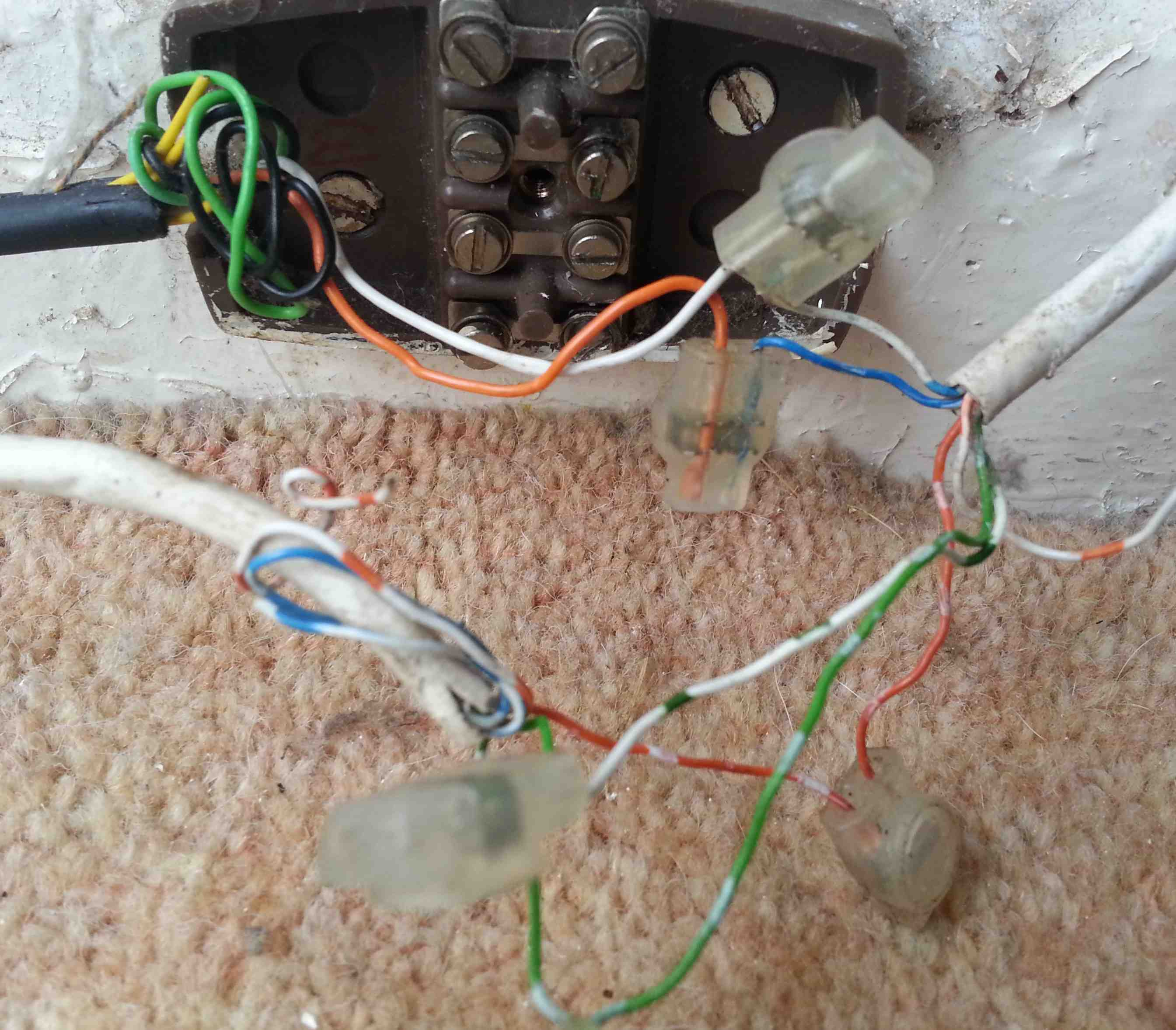 small resolution of phone wiring junction box wiring diagram dat home phone wiring junction box