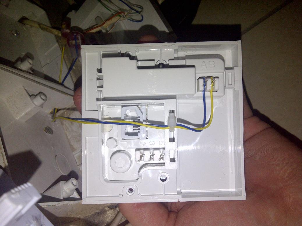 Bt Socket Wiring