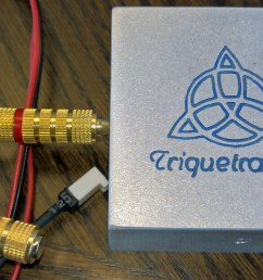 triquetra 3 axis touch plate wired for shapeoko finished jpg3006 1691 800 kb [ 3006 x 1691 Pixel ]
