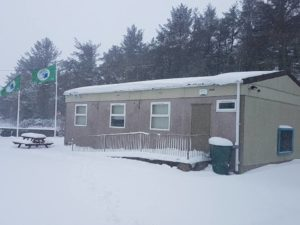 Ballycurrane National School Portacabin