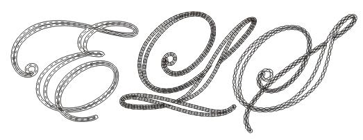 How to create custom Outline Enhanced Pattern styles