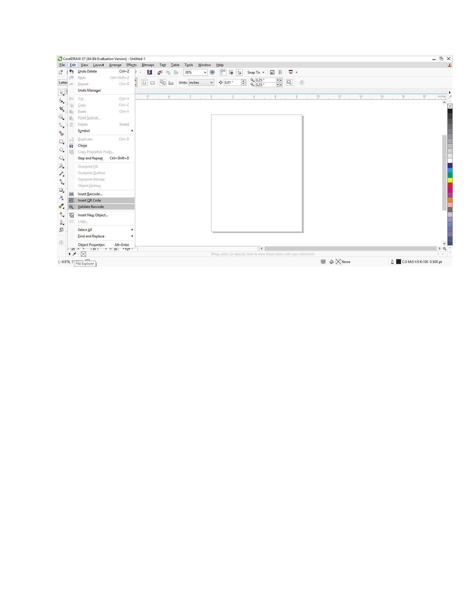 Cara Mengaktifkan Qr Code Di Corel X7 : mengaktifkan, corel, CorelDRAW, Graphics, Suite, Community