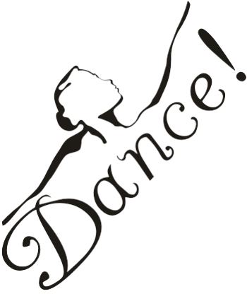 Word Art Dance Coloring Pages