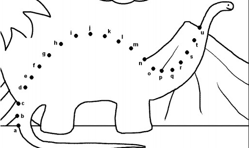 ideas to create childrens dot to dot drawing pictures