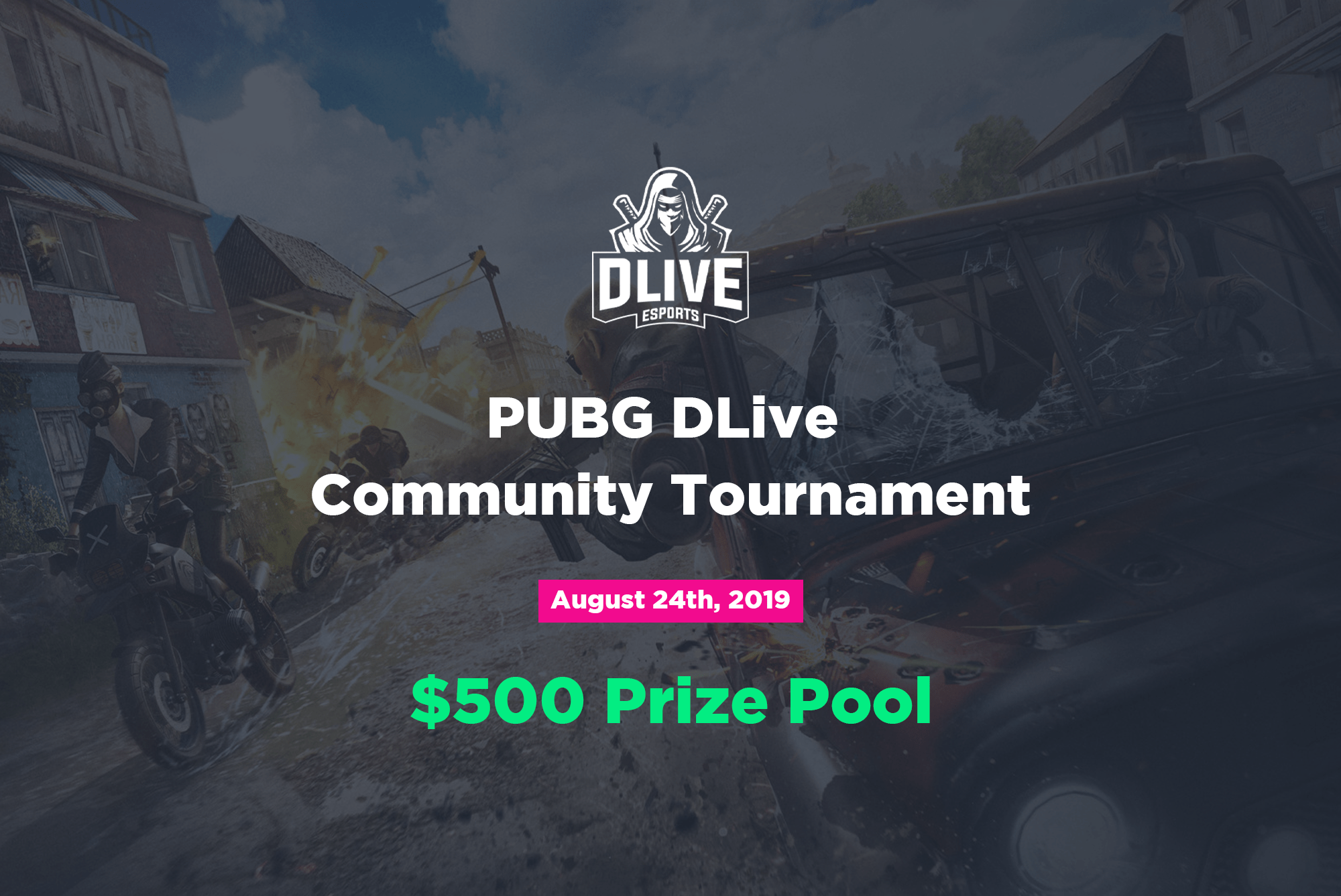 Happy Hour - August, 2019 · DLive Community