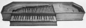 Earliest surviving clavichord, by Domenico da Pesaro, 1543 (Musikinstrumenten-Museum, University of Leipzig): accompanying the article in Grove Music Online.