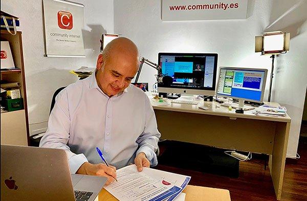 Enrique San Juan experto en Zoom y Webinars