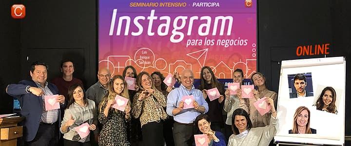 Instagram para negocios y empresas con enrque san juan 2