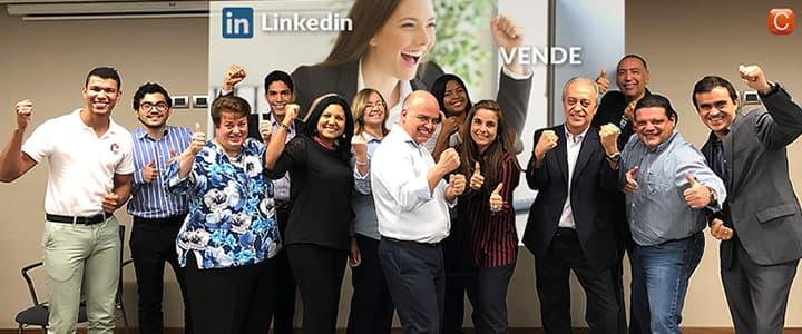 Linkedin para Comerciales y ventas con enrque san juan 3