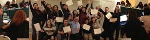 Redes Sociales y Empresa Social Media Chile Participantes primera edicion