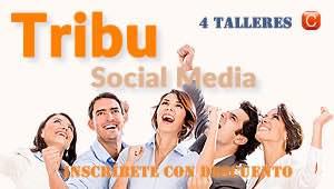 Tribu Social Media Talleres intensivos de redes sociales con Erique San Juan Community Internet Barcelona