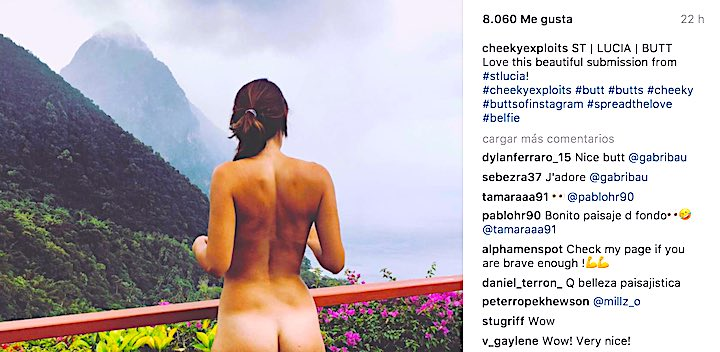 cheekyexploit la nueva tendencia de desnudos en instagram con enrique san juan community internet barcelona redes sociales social media marketing digital