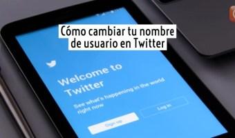 como cambiar tu nombre de usuario en Twitter community internet