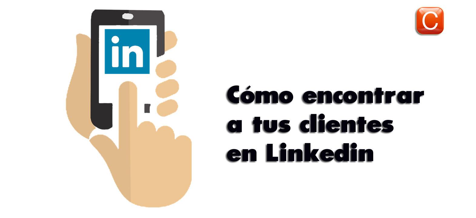 como encontrar a tus clientes en Linkedin community internet