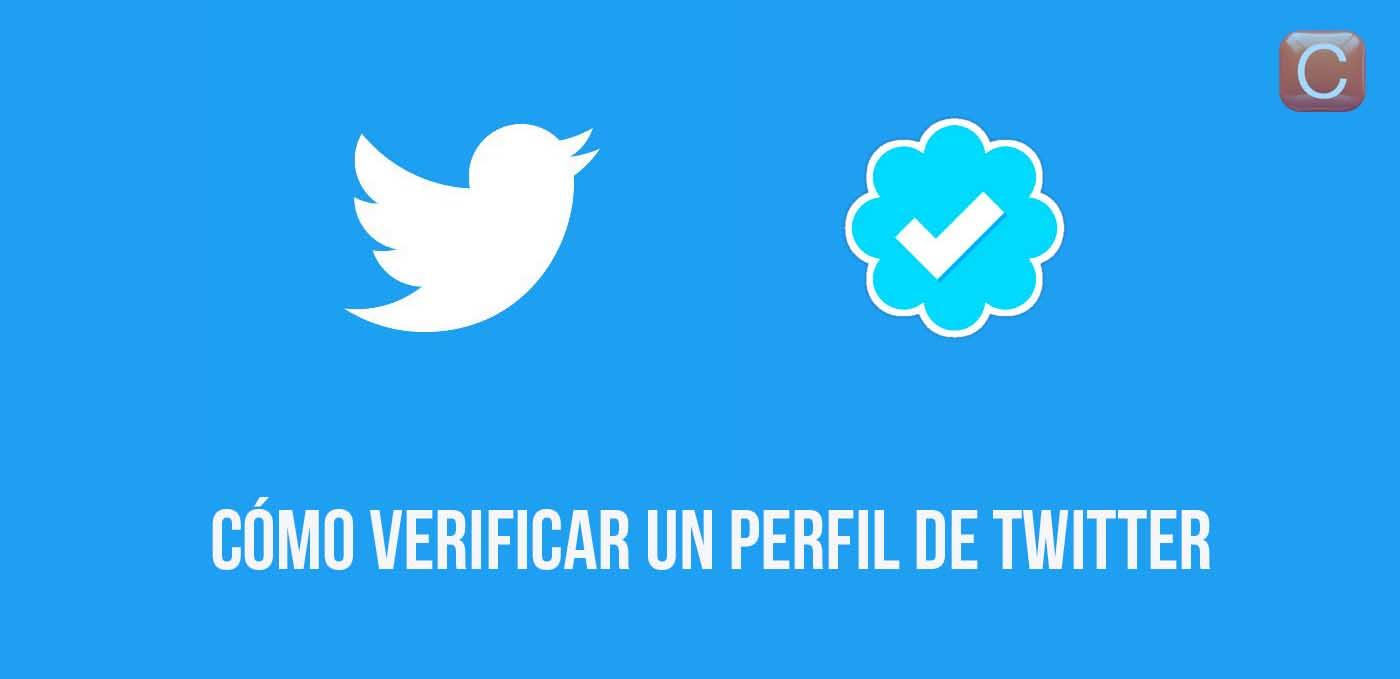 como verificar cuenta twitter community internet