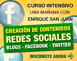 creacion-de-contenidos-para-redes-sociales-blogs-faceboo-twitter-social-media-curso-profesional-con-enrique-san-juan-community-manager-barcelona