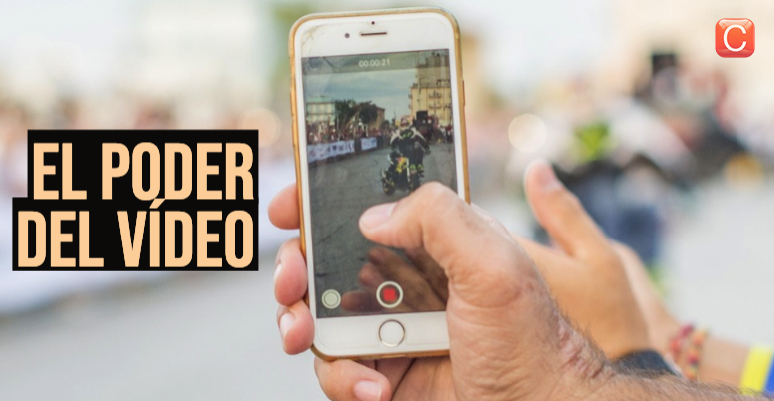 el poder del video community internet