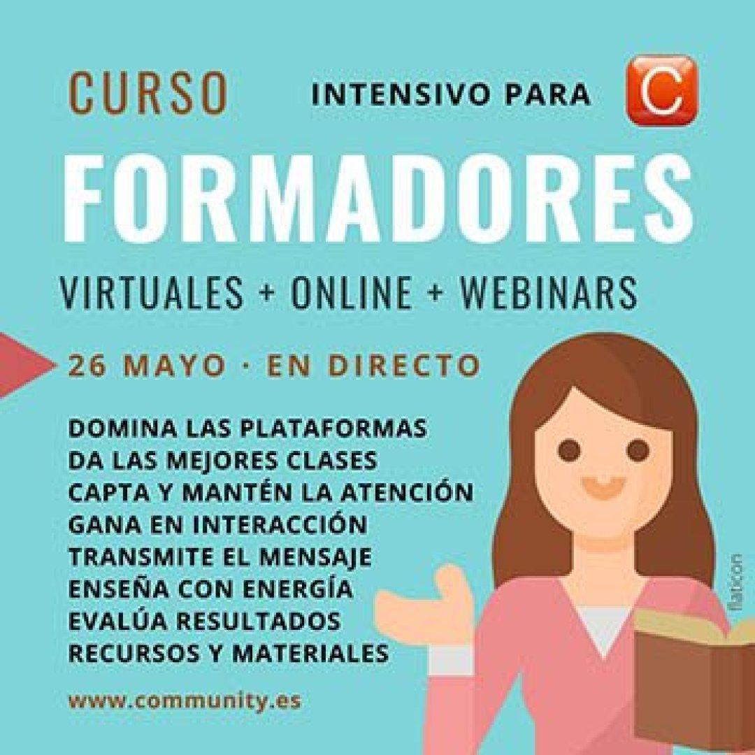 Curso Formadores Online