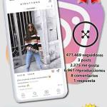 infografia 21 buttons Instagram Community Internet