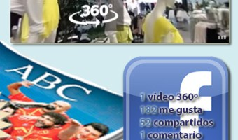 infografia ABC en Facebook Video 360 grados community internet the social media company