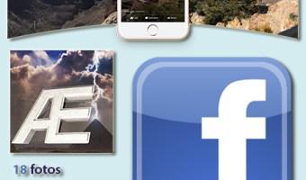 infografia Ancient Enthusiast en Facebook Photo 360 grados community internet the social media company