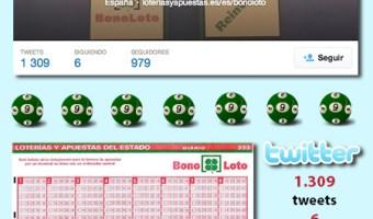 infografia Bonoloto Twitter Community Internet The Social Media Company
