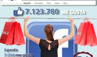 infografia C&A Facebook community internet the social media company