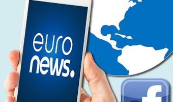 infografia Euronews en Facebook Video 360 grados community internet the social media company