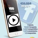 HBO resiste ante el cambio de algoritmo en Facebook