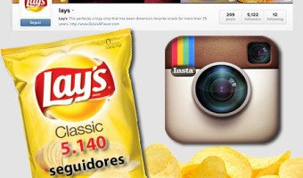 infografia Lays Instagram Community Internet servicio community manager