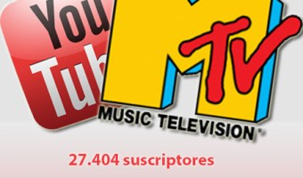 infografia MTV Spain youtube analisis community manager community internet