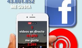 infografia National Geographic Facebook Live Video 360 grados community internet the social media company