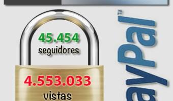 infografia Paypal Google plus community internet the social media company