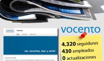 infografia Vocento Linkedin community internet the social media company redes sociales community management