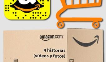infografia amazon Snapchat analisis community internet the social media company