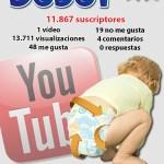 Dodot España y sus útiles consejos en YouTube