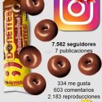 Donettes derrocha imaginación y creatividad en Instagram