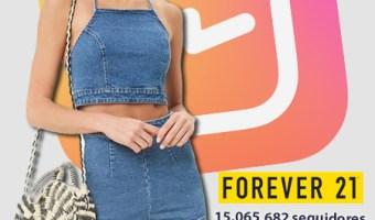 Forever 21 expone su ropa en IGTV