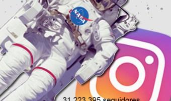 infografia nasa Instagram Stories Community Internet