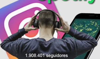Spotify tiene ritmo en Instagram Stories