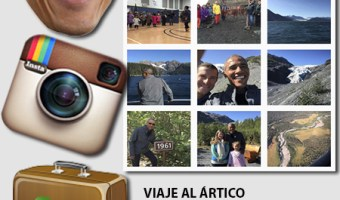 infografia the white house viaje obama Instagram community internet the social media company