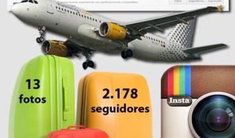 infografia vueling Instagram community internet the social media company community manager redes sociales