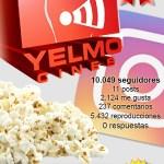 Yelmo Cines ofrece contenido original en Instagram