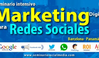 10 razones para participar en el Seminario de Marketing Digital para Redes Sociales