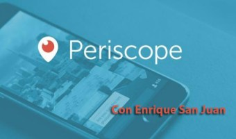 periscope webinar con enrique san juan community internet