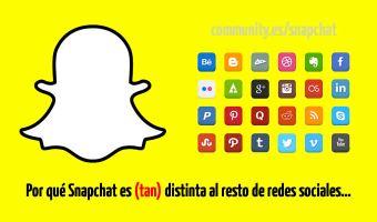 por que snapchat es tan distinta al resto de redes sociales community internet enrique san juan