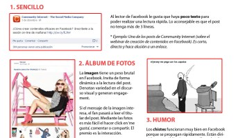posts que funcionan en facebook community internet redes sociales social media community manager