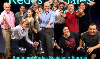 VI Edición del Seminario Redes Sociales y Empresa en Barcelona