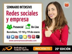 Seminario Intensivo Redes sociales y empresa Community Internet